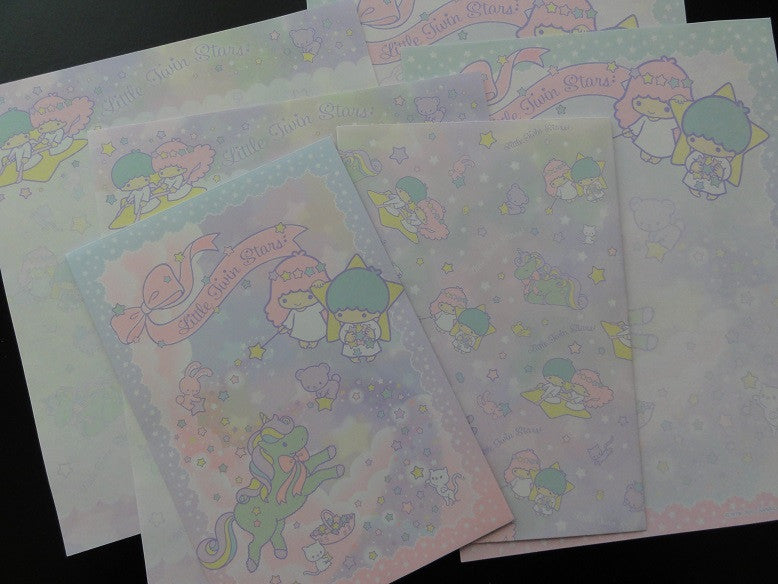 Sanrio Little Twin Stars 40th Anniversary Letter Sets - B