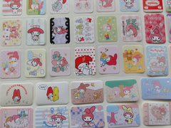 Sanrio My Melody Flake Sack Stickers - 38 pcs