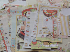z San-X Sumikko Sushi Party Stationery Set