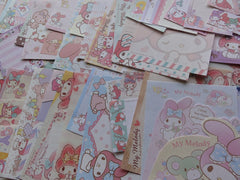 My Melody Memo Note Paper Set - B