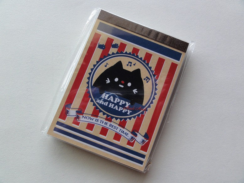 Q-Lia Cat Mini Notepad / Memo Pad