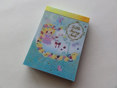 Q-Lia Little Fairy Tale Mini Notepad / Memo Pad - A