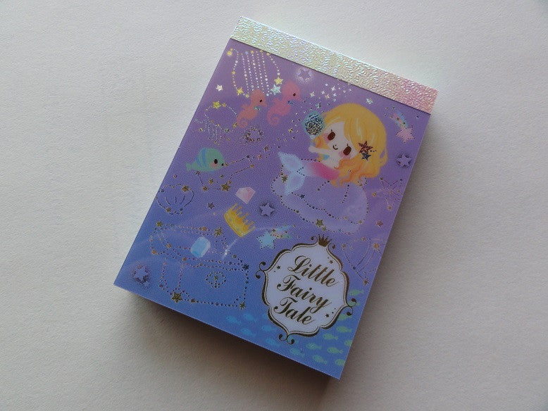 Q-Lia Little Fairy Tale Mini Notepad / Memo Pad - B