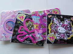 Sanrio Toki Doki Sticker Sacks - Hello Kitty My Melody Twin Stars Keroppi