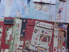 San-X Sentimental Circus Letter Paper + Envelope Theme Set (Red Riding Hood+Horoscope)