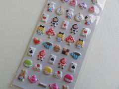 z Alice Wonderland Sticker Sheet