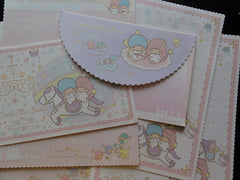 Sanrio Little Twin Stars Cloud Letter Sets
