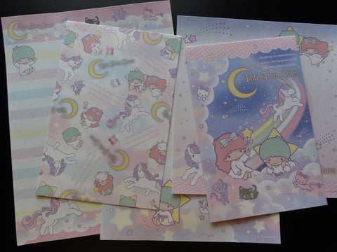Sanrio Little Twin Stars Moonbeams Letter Sets