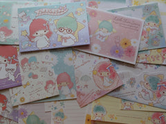 Sanrio Little Twin Stars Letter Paper + Envelope Theme Set C