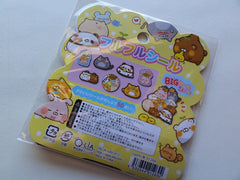 Cute Kawaii Q-Lia Stack of Animals Stickers Sack