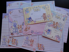 Kamio Clockwork Truffe Bear Letter Sets
