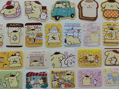 Kawaii Cute Purin Flake Sack Stickers - 25 pcs 2015