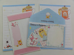 Cute Kawaii Crux Story of Children Mini Letter Sets