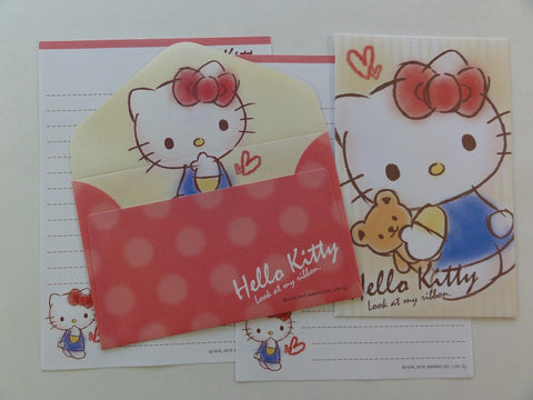 Cute Kawaii Hello Kitty Mini Letter Sets - C