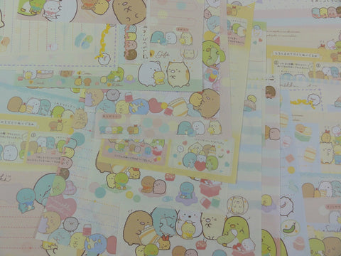 San-X Sumikko Gurashi 36 pc Memo Note Paper Set - Stationery Writing