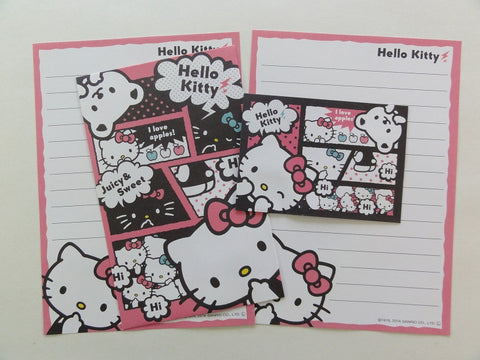 Cute Kawaii Hello Kitty Mini Letter Sets - B