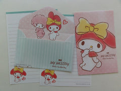 Cute Kawaii My Melody What a Beautiful Day Mini Letter Sets