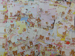 San-X Rilakkuma Bear 164 pc Mini Memo Note Paper Set