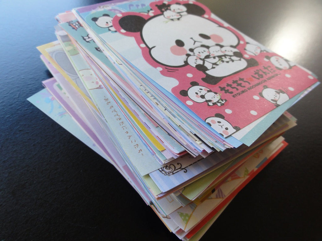 z Big Collection 270 pc Mini Memo Note Paper Set