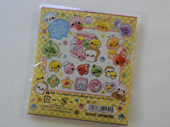 Cute Kawaii Kamio Candy Candies Stickers Flake Sack - Vintage