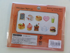 Cute Kawaii Sweet Cafe Photo Stickers Sack