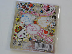 Cute Kawaii Dokuro Skull Gothic Stickers Sack - Vintage