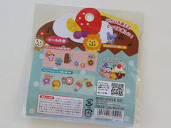 Cute Kawaii Mind Wave Lucky Animal Stickers Sack - Vintage B