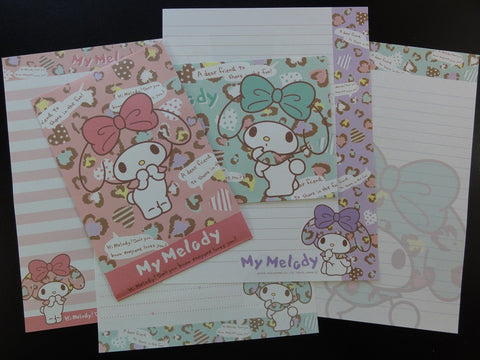 Cute Kawaii Sanrio My Melody Everyone Loves You Letter Sets