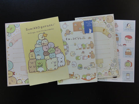 Cute Kawaii San-X Sumikko Gurashi Small Envelopes