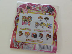 Cute Kawaii Girl's Party Best Friends Flake Stickers Sack - Vintage