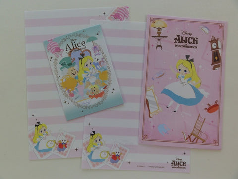 Cute Kawaii Kamio Alice Mini Letter Sets