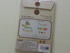 z Cute Kawaii Banner and Border Flake Stickers Sack