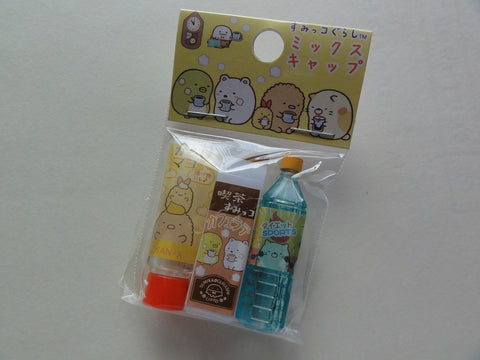 San-X Sumikko Gurashi Pencil Caps - A