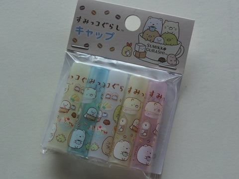 San-X Sumikko Gurashi Pencil Caps - G