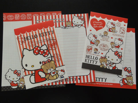 Sanrio Hello Kitty Tiny Chum Letter Sets