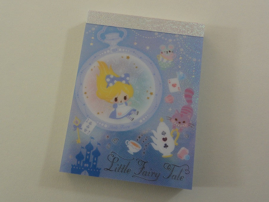 Q-Lia Little Fairy Tale Mini Notepad / Memo Pad - F