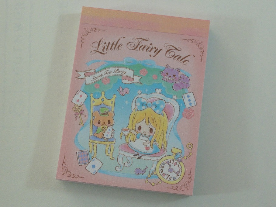 Q-Lia Little Fairy Tale Mini Notepad / Memo Pad - I