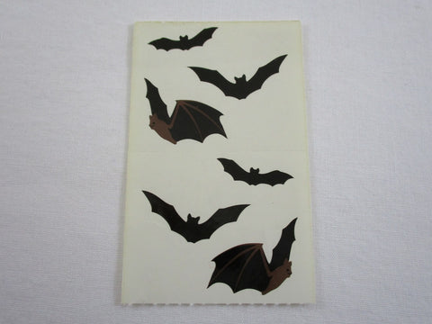 Mrs Grossman Bats Sticker Sheet / Module - Vintage & Collectible 1994