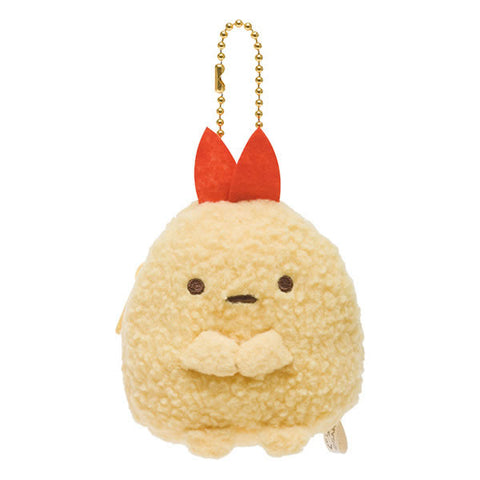 Cute Kawaii San-X Sumikko Gurashi Mini Coin Plushy Pouch Keychain Purse Accessory