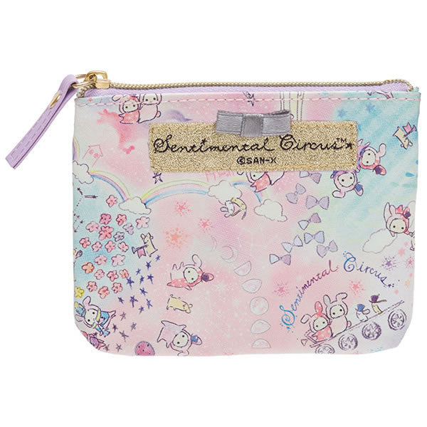 Cute Kawaii San-X Sentimental Circus Coin Pouch