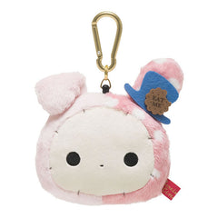 Cute Kawaii San-X Sentimental Circus Coin Pouch with ID holder and Retractable Leash