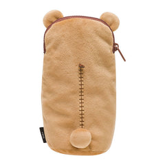 Cute Kawaii San-X Rilakkuma Bear Pencil Plushy Pouch Case