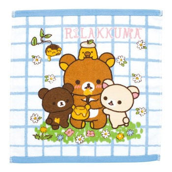 Cute Kawaii San-X Rilakkuma Towel