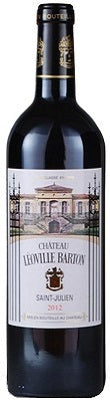 2011 Château Léoville-Barton Saint Julien Bordeaux Red