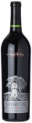 2011 Cabernet Sauvignon Silver Oak Napa Valley California Red