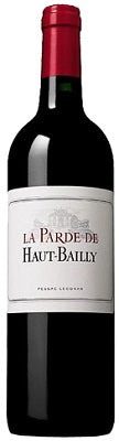 2012 La Parde Haut Bailly Pessac-Léognan Bordeaux Red