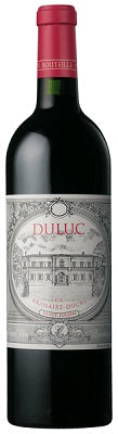 2014 Duluc de Branaire-Ducru Saint Julien Bordeaux Red
