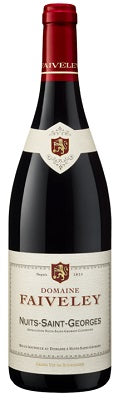 2015 Nuits St-Georges Aux Vignerondes Faiveley Burgundy Red