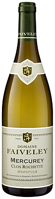 2016 Mercurey Clos Rochette Faiveley Burgundy White