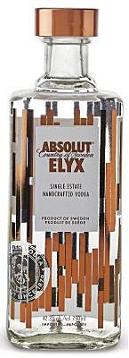 Absolut Elyx Vodka Sweden